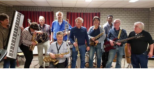 Bands in het Bos: Jazzcombo Reginald & Friends