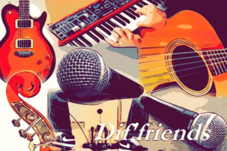 Bands in het Bos: Dif'friends